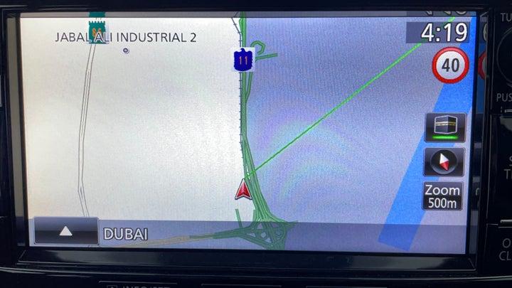 Mitsubishi Eclipse Cross-Navigation System