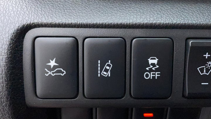 Mitsubishi Eclipse Cross-Driver Assistance Functions