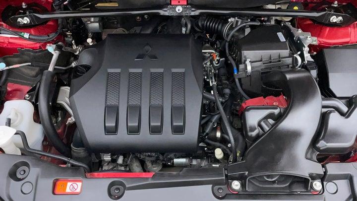Mitsubishi Eclipse Cross-Engine Bonet View