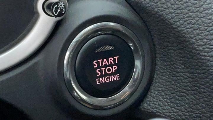 Mitsubishi Eclipse Cross-Key-less Button Start