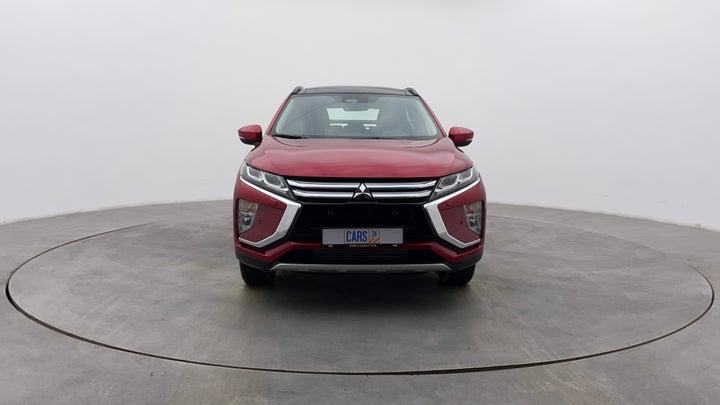 Mitsubishi Eclipse Cross-Front View