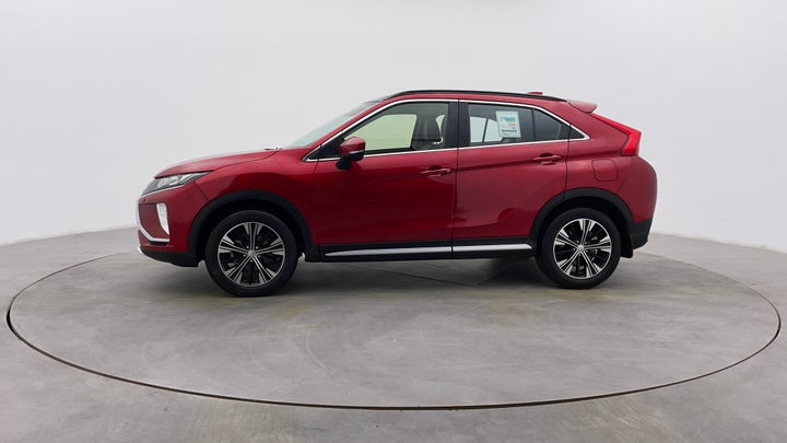 Mitsubishi Eclipse Cross-Left Side View
