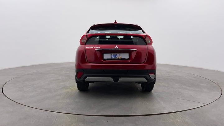 Mitsubishi Eclipse Cross-Back/Rear View