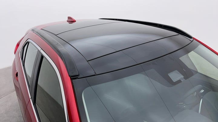 Mitsubishi Eclipse Cross-Roof/Sunroof View