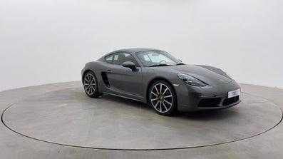 2018 Porsche Cayman null