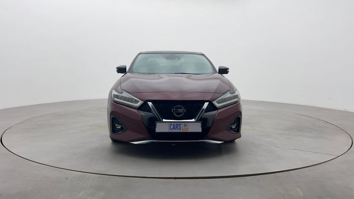 Nissan Maxima-Front View