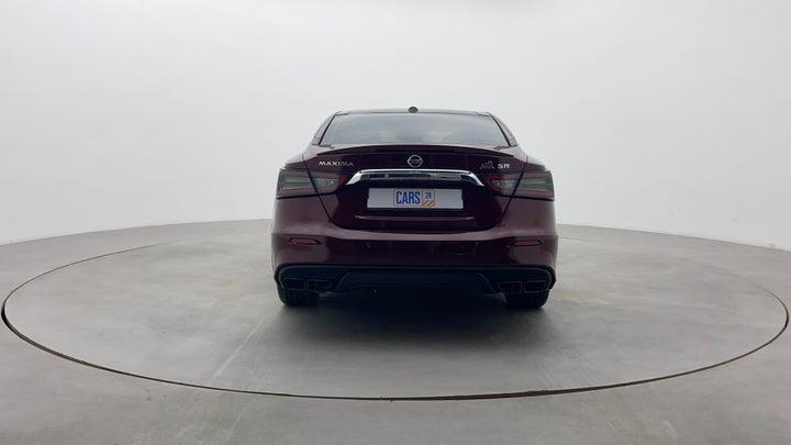 Nissan Maxima-Back/Rear View