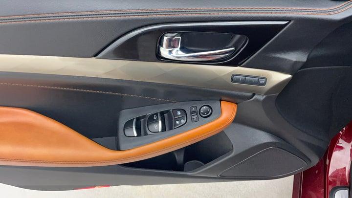 Nissan Maxima-Driver Side Door Panels Controls