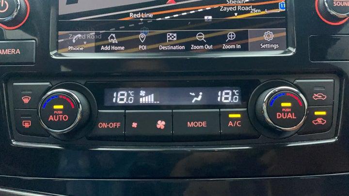 Nissan Maxima-Automatic Climate Control