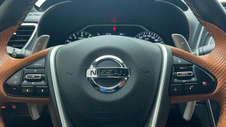 Nissan Maxima-Paddle Shift