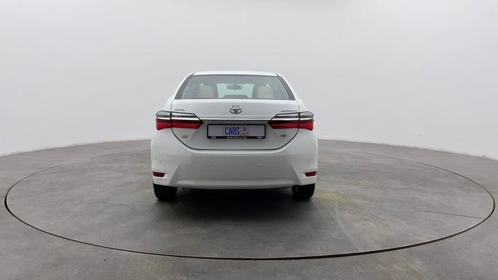 Toyota Corolla-Back/Rear View