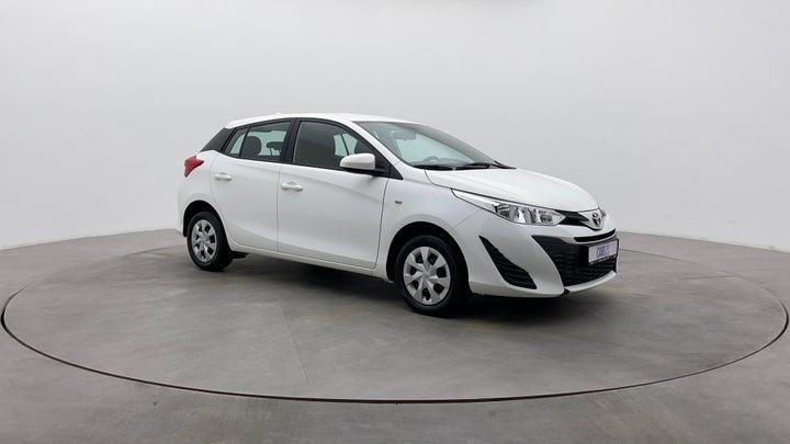 Toyota Yaris-Front Left