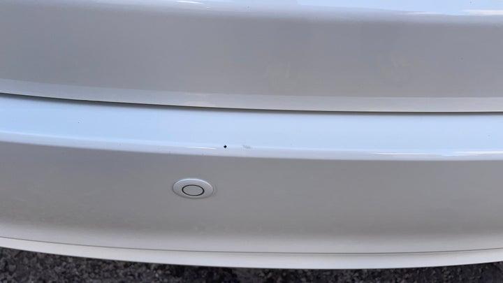 Toyota Yaris-Bumper  Rear Bumper Minor Scratches