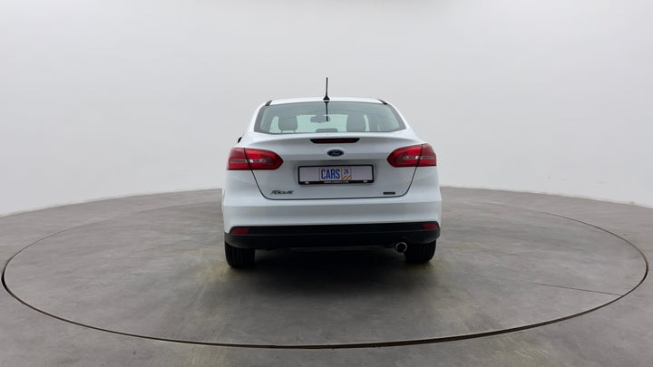 Ford Focus-Back/Rear View