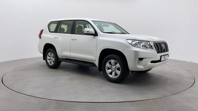 2019 Toyota Land Cruiser Prado EXR