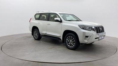 2018 Toyota Prado VXR