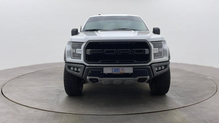 Ford F 150 RAPTOR-Front View