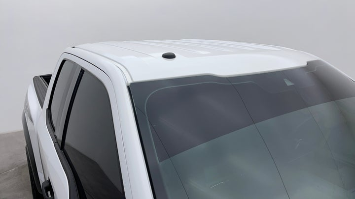 Ford F 150 RAPTOR-Roof/Sunroof View