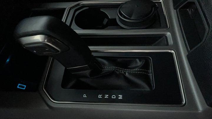 Ford F 150 RAPTOR-Gear Lever