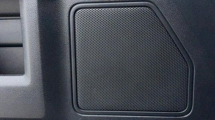 Ford F 150 RAPTOR-Speakers