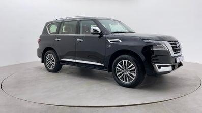 2021 Nissan Patrol LE PLATINUM