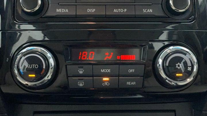 Mitsubishi Pajero-Automatic Climate Control