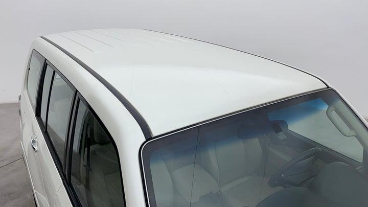 Mitsubishi Pajero-Roof/Sunroof View
