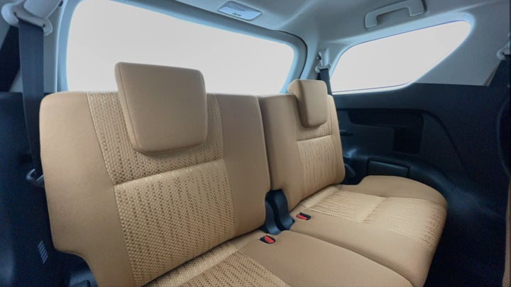 Toyota Fortuner-Third Seat Row