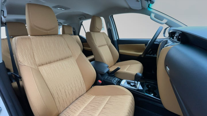 Toyota Fortuner-Right Side Front Door Cabin View