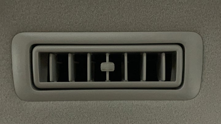 Toyota Fortuner-Rear AC Vents