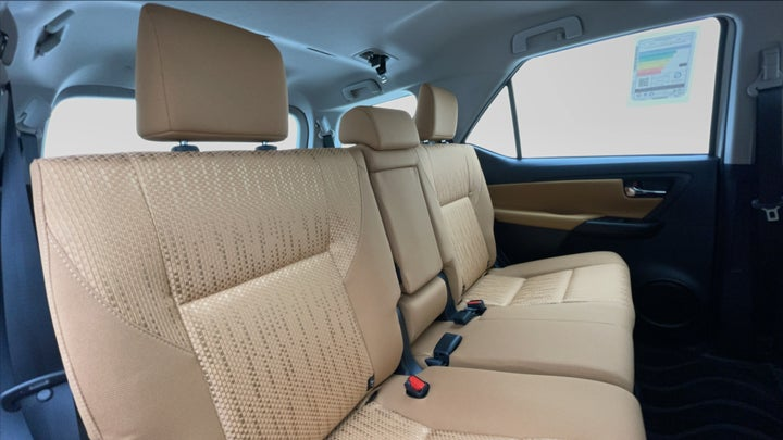 Toyota Fortuner-Right Side Door Cabin View