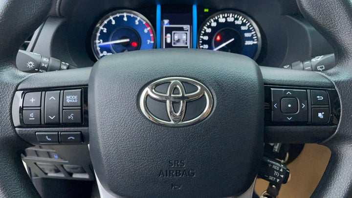 Toyota Fortuner-Drivers Control