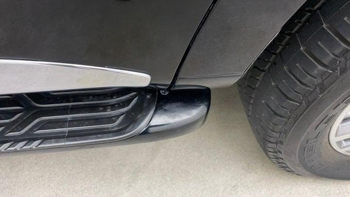 Nissan Patrol-Running Board LHS Running Board  Minor Scratches
