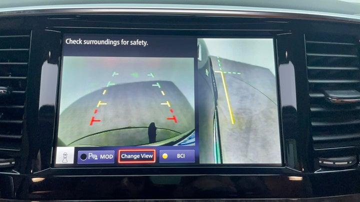 Nissan Patrol-Parking Camera (Side View)