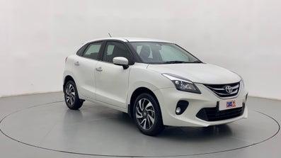 2021 Toyota Glanza V CVT