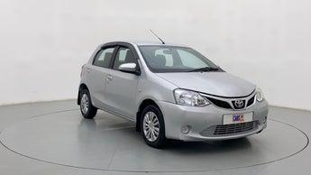 2014 Toyota Etios Liva D 4D GD SP