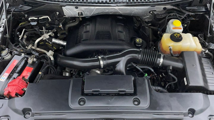 Ford Expedition-Engine Bonet View