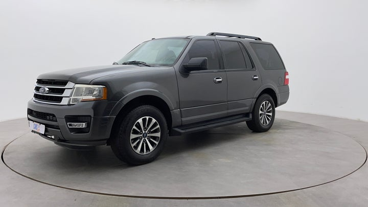 Ford Expedition-Left Front Diagonal (45- Degree) View