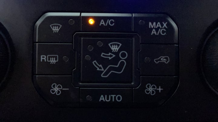 Ford Expedition-Automatic Climate Control
