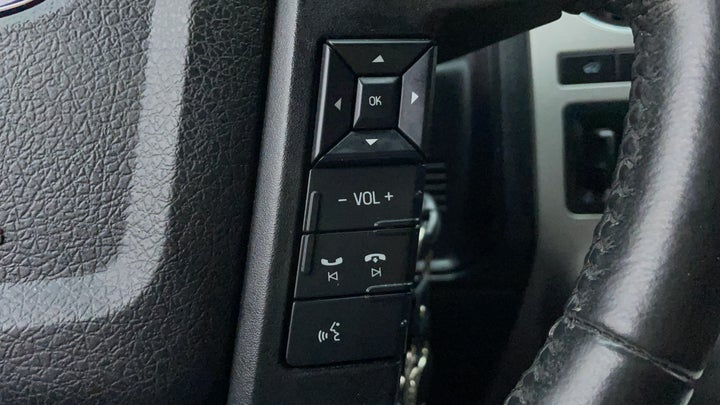 Ford Expedition-Drivers Control