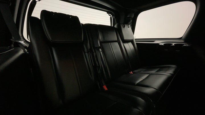 Ford Expedition-Third Seat Row