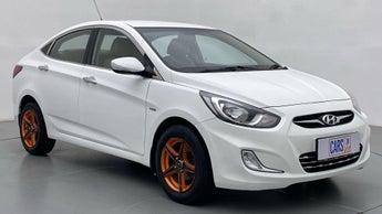 2013 Hyundai Verna FLUIDIC 1.6 EX CRDI