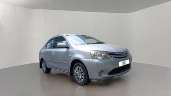 2011 Toyota Etios G SP