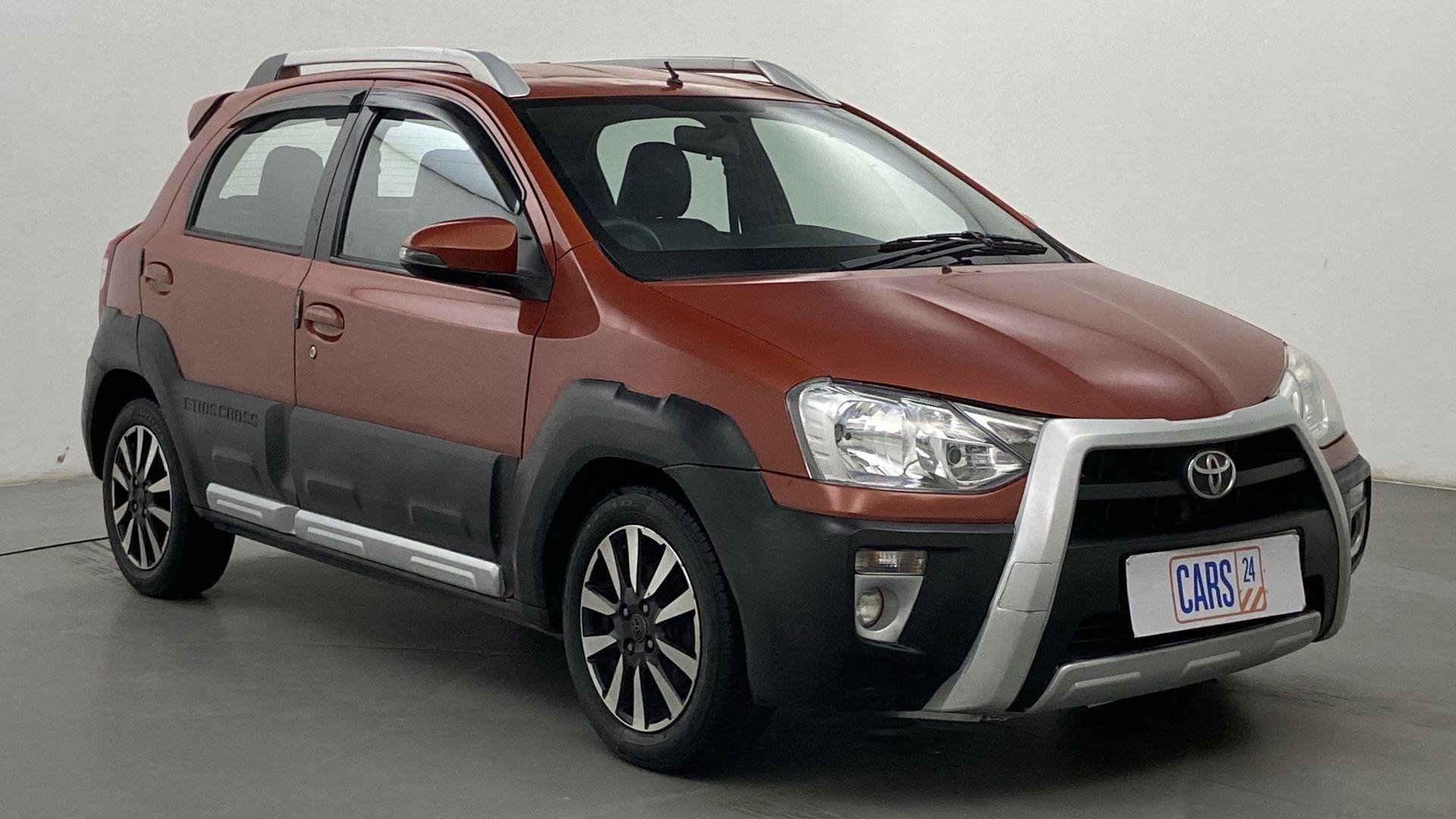 2015 Toyota Etios CROSS 1.4 GD