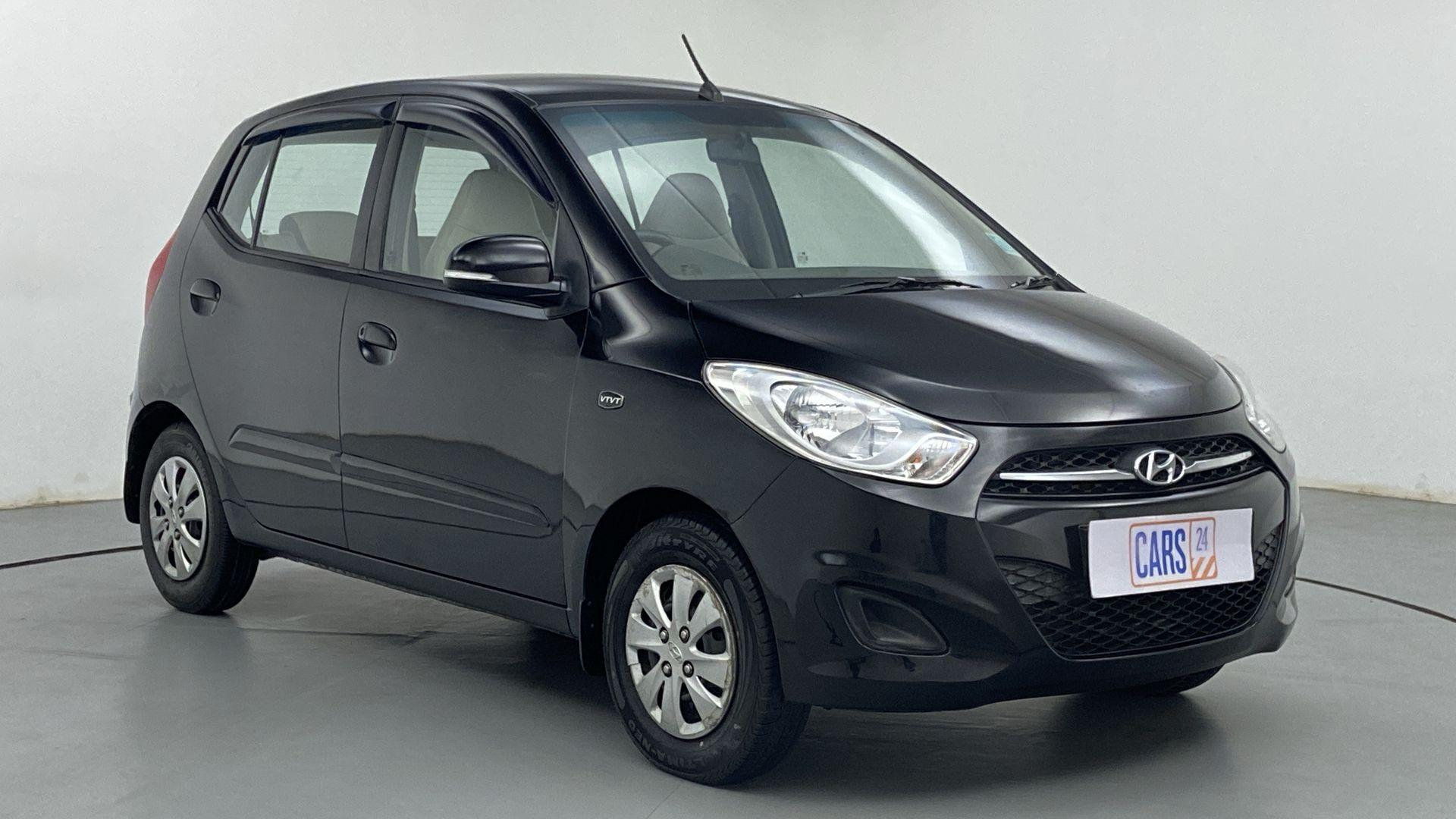 2011 Hyundai i10 SPORTZ 1.2 AT KAPPA2