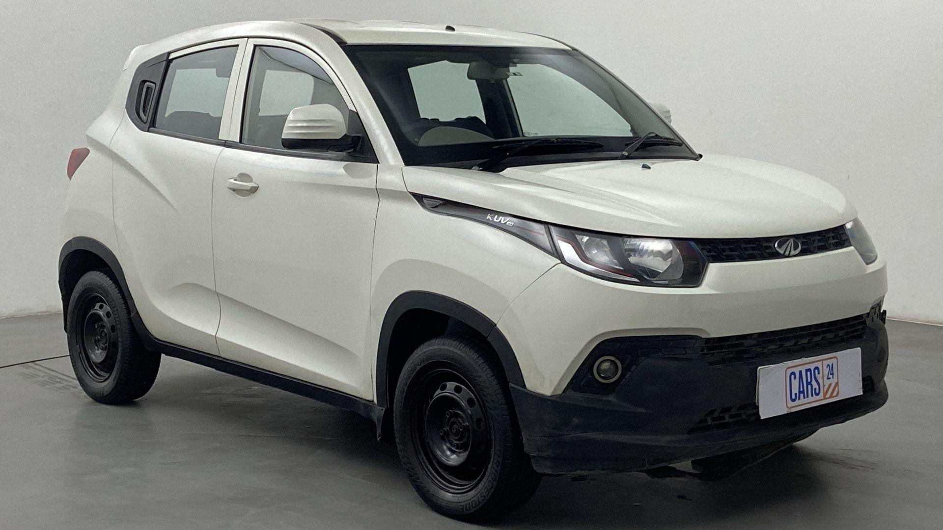 2016 Mahindra Kuv100 K4+ D 5 STR