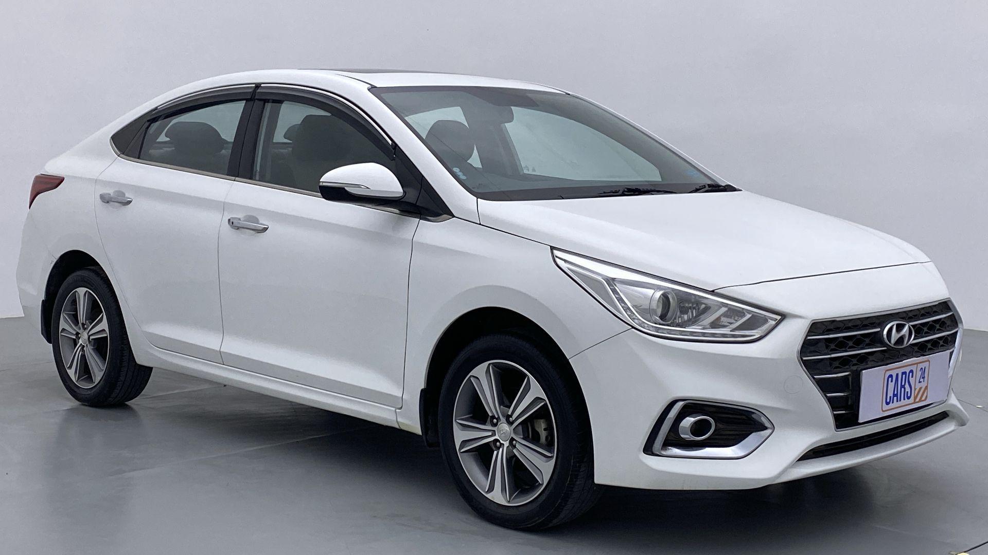2019 Hyundai Verna 1.6 SX VTVT AT (O)