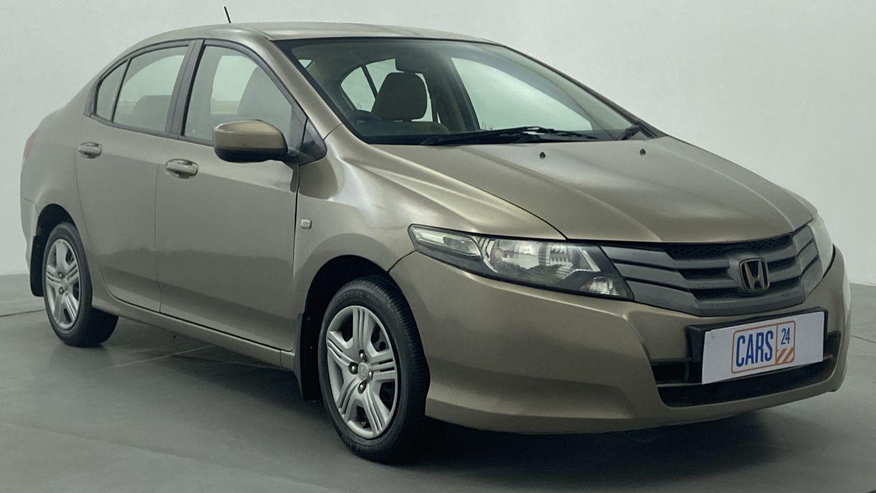 2011 Honda City S MT PETROL