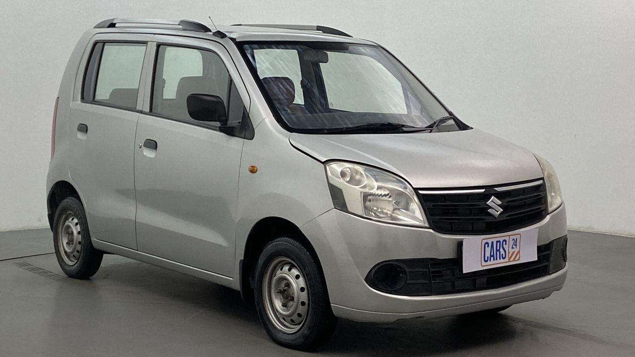 2010 Maruti Wagon R 1.0 LXI CNG