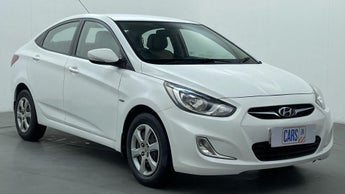 2014 Hyundai Verna FLUIDIC 1.4 EX CRDI